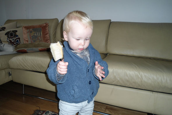 Toddler Tales: Grooming issues