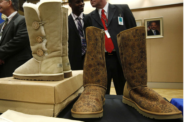 Ugg boot ban for school kids