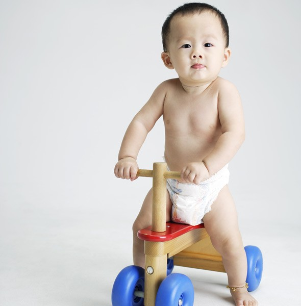Baby gear: Savvy second hand shopping