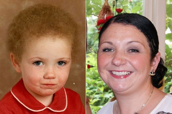 Mum spent £10,000 hiding ginger hair after childhood bullying is subjected to Facebook hate campaign 30 years later