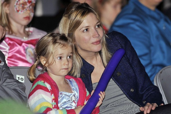 Lisa Faulkner: Adopted daughter makes ectopic and IVF hell worthwhile