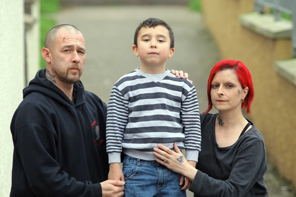 Teacher accused of tying up six-year-old autistic boy after classroom scuffle