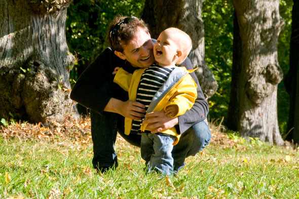 Gay dad wins appeal for access to son he fathered for lesbian couple