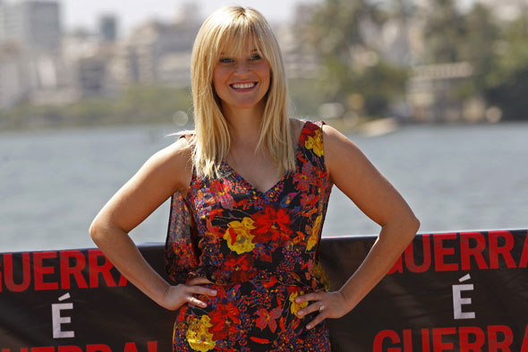 Reese Witherspoon expecting baby number three?
