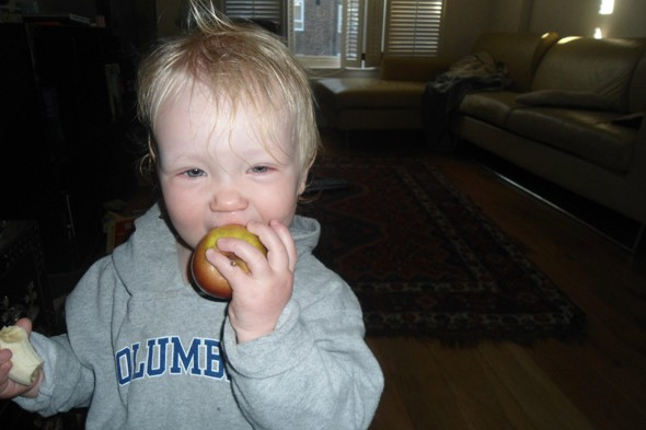 Toddler Tales: Magic words
