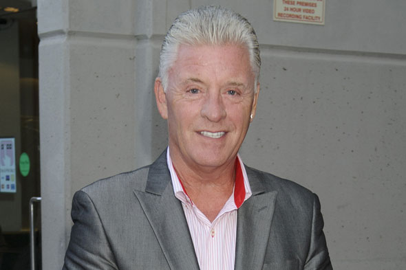 Derek Acorah, who claimed Madeleine McCann is dead