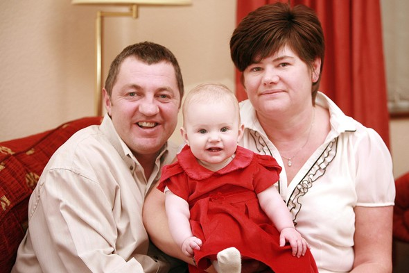 Mum has natural pregnancy and miracle baby after 20 years of failed fertility treatment