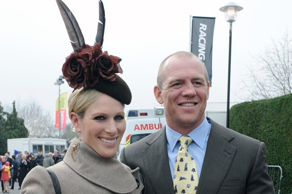 Zara Phillips and Mike Tindall want a Royal baby...sporting commitments permitting