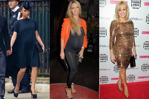 Bump and heels? What should go out of fashion when you are pregnant?