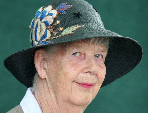 Author Shirley Hughes