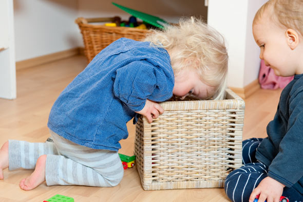 Nick Clegg announces free childcare for Britain's poorest children