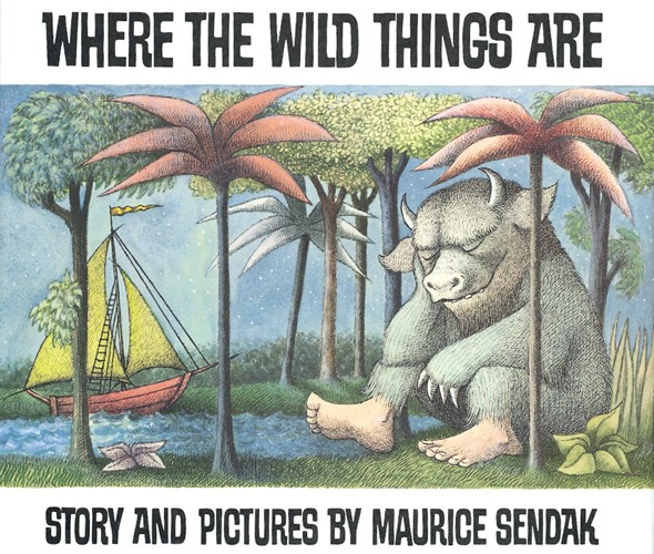 Kids' book club: Where The Wild Things Are