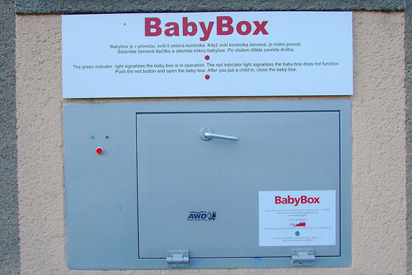 Public boxes for abandoned babies making a comeback in Europe