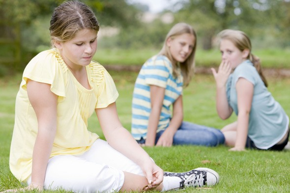 Bullied schoolgirls at risk of obesity, heart disease and diabetes in later life