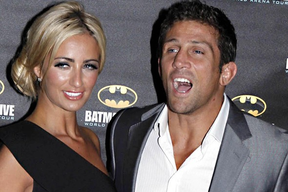 Chantelle Houghton and Alex Reid welcome baby girl
