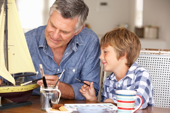 Is it best to be an older dad?
