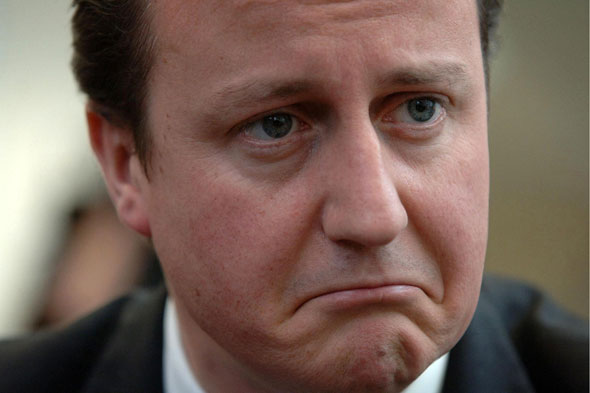 David Cameron suggests axeing housing benefit for under 25s