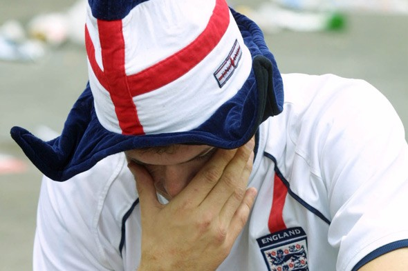 Men cry more when their football team wins than at birth of first child