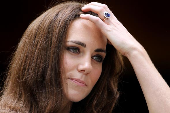 Kate Middleton pregnant: Round the clock royal womb watch? Give the Duchess a break