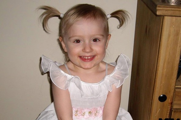 Cancer stricken seven-year-old girl Olivia Downie could die in Mexico unless funds are raised to fly her home