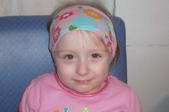 Cancer stricken seven-year-old girl could die in Mexico unless funds are raised to fly her home