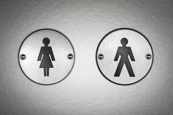 Toilet training for adults: Stop moaning about my son using the ladies!