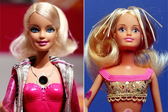 Is Sindy a better role model than Barbie?