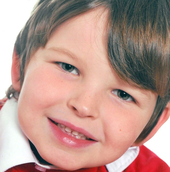 Little boy was killed falling off steam engine being driven by his dad