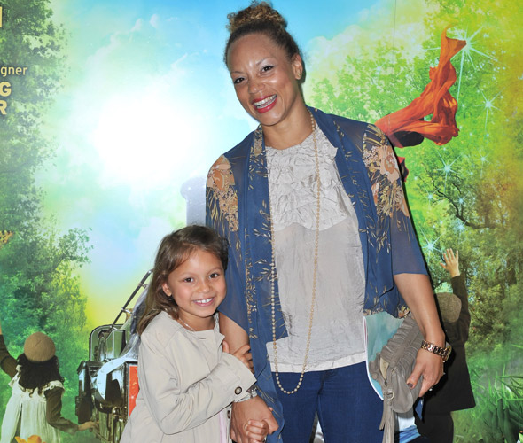 Angela Griffin: I have always been the breadwinner in our household