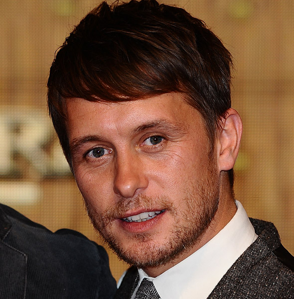 Mark Owen is a dad for the third time