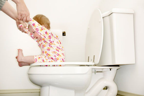 Potty training: What you need to know
