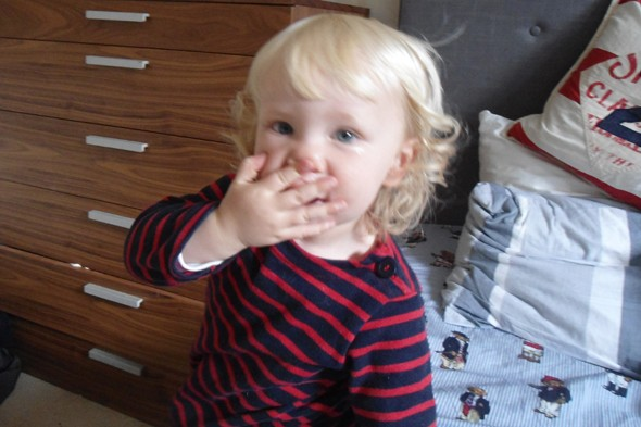 Toddler Tales: Body parts