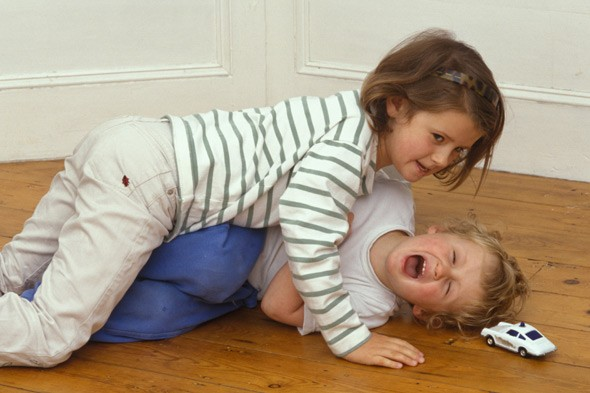 The House Dad Chronicles: How can I stop my children BICKERING?