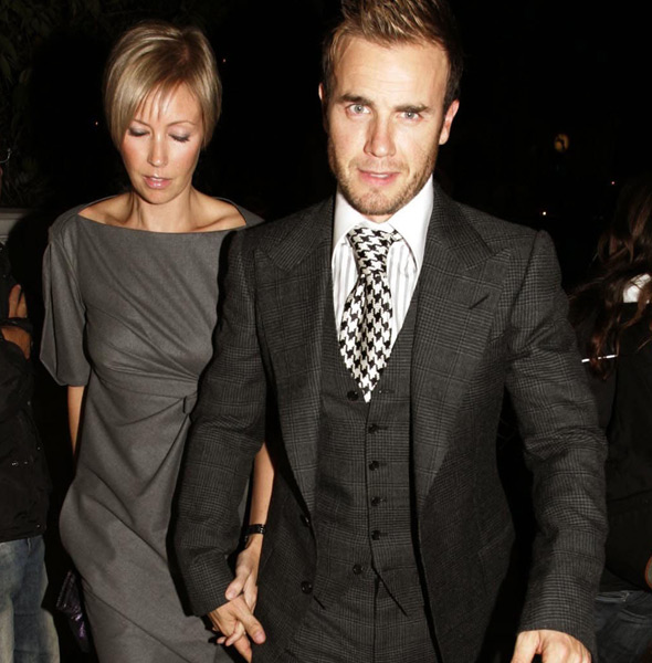 Gary Barlow and wife Dawn; heartbreak as baby daughter Poppy is stillborn