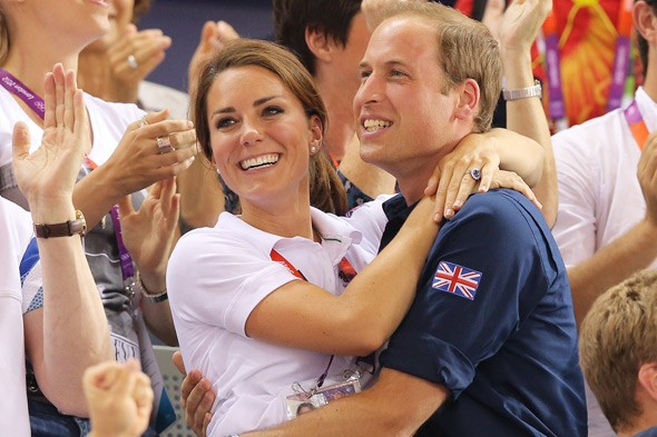 Kate Middleton pregnant by 2013 claim bookies