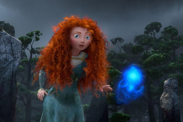 Brave the movie: Why the new Disney princess is good news for boys