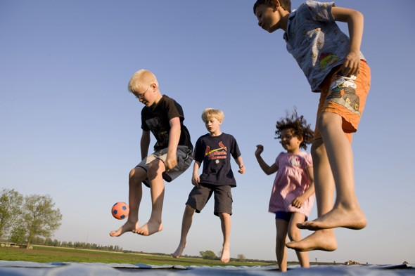 Trampolines - bouncy fun or an accident waiting to happen?