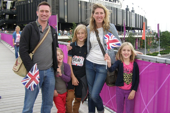A Paralympic legacy - my child is proud of her disability