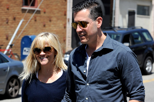 Reese Witherspoon gives birth to son Tennessee James (yes, really)