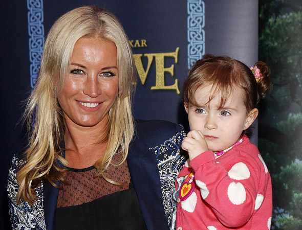 Denise Van Outen: I was selfish before I became a mum