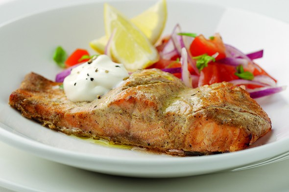Fish for all the family: Tandoori Trout