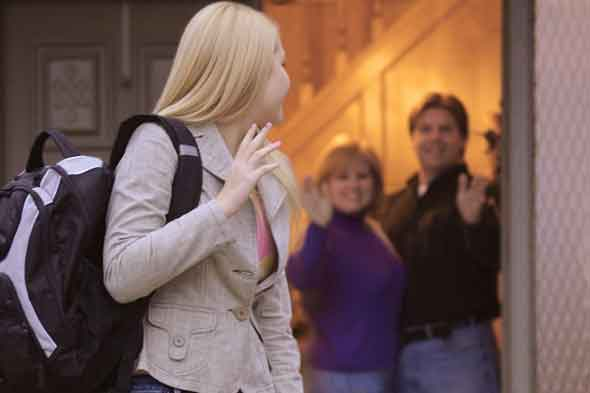 Surviving Teenagers: When can you grab the room back?