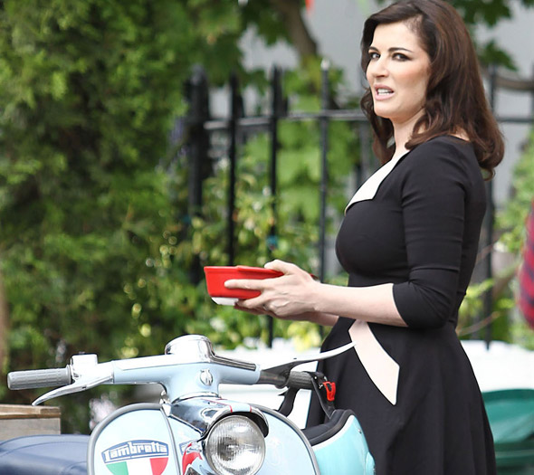 Nigella Lawson speaks out on parent pressure: All mums feel like failures at some point