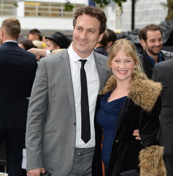 Gavin & Stacey star Joanna Page pregnant with first baby