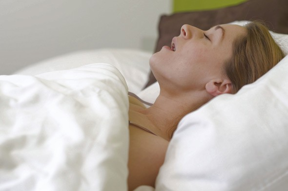 Snoring in pregnancy 'could lead to pre-eclampsia' say researchers