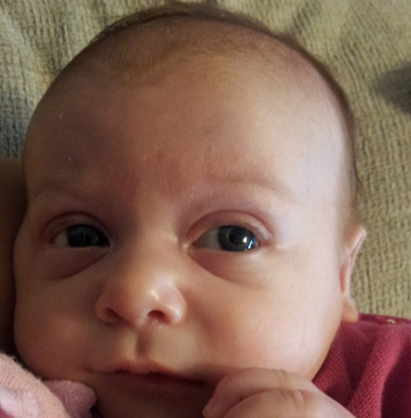 Figuring Out Fatherhood: A Conversation With My Baby Daughter