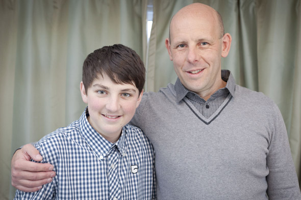 Teen makes 'miracle' recovery after his heart stopped beating for SEVEN minutes