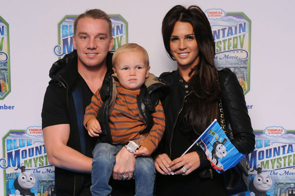 Danielle Lloyd has operation to sort out her 'deformed' breasts
