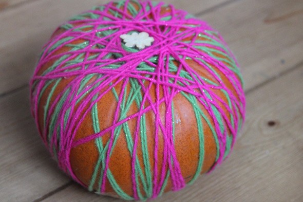 Decorate your pumpkin