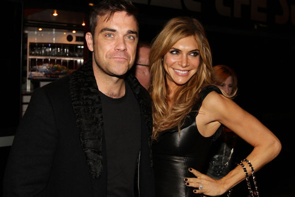 Robbie Williams is on the lookout for a nanny - would you dare to apply?